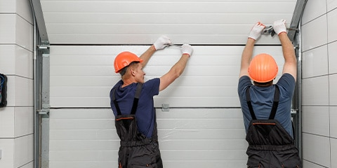Can I Replace A Single Panel In My Garage Door?