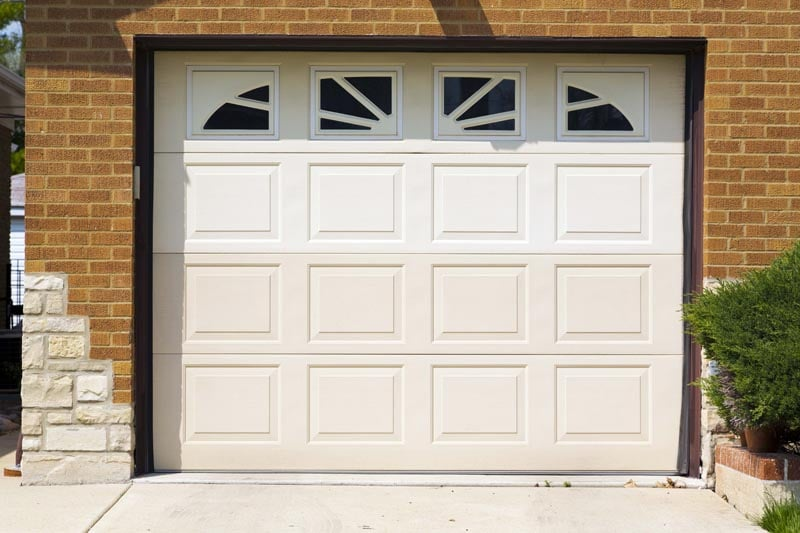 Garage Door Maintenance and Home Security